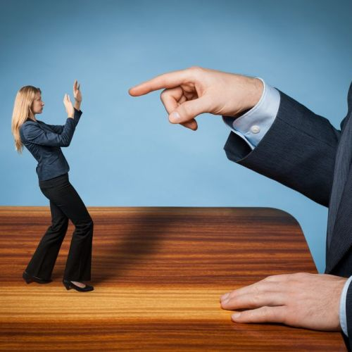 Ignoring a manager's behaviour could cost your company!
