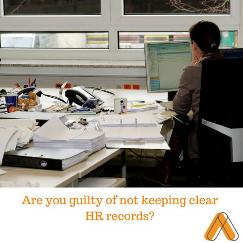 Sloppy HR records can cost you BIG time!